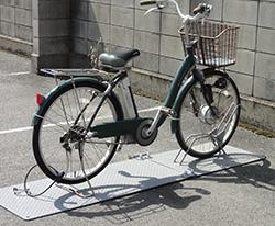 盗難 防止 自転車